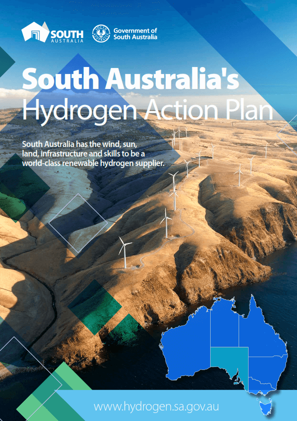 Launch of South Australia's Hydrogen Action Plan