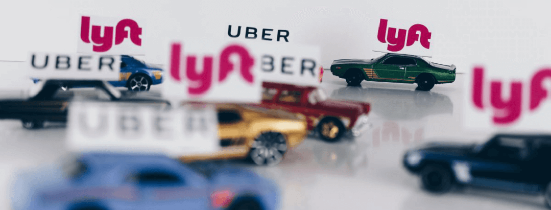 uber and lyft car ride company
