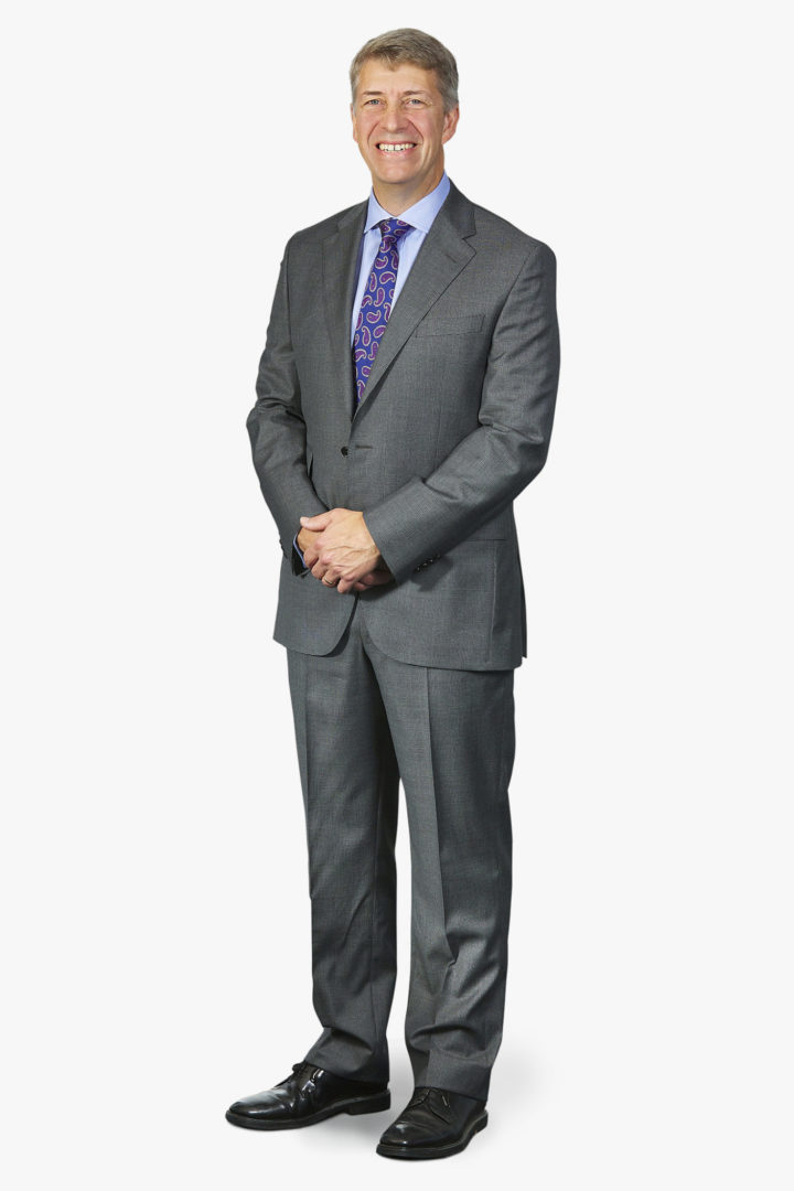 Insurance and health lawyer Chris Sweet